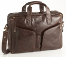 Jekyll & Hide Athena Leather Causual Bag 123320 - Black, Brown