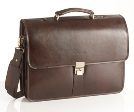 Jekyll & Hide Austin Leather Causual Bag 133346 - Black, Brown