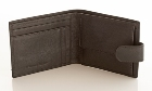 Jekyll & Hide Buffalo Leather Wallet - Brown or Black