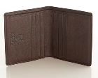 Jekyll & Hide Kudu & Buffalo Leather Wallet - Brown
