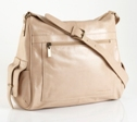 Jekyll & Hide Cow Leather Handbag 7337 - Light Apricot
