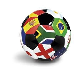 Woza world Soccer Ball - Size 5