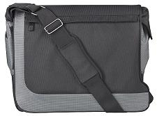 2 Tone Laptop bag with many compartments for all