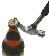 Beer Hammer Bottle Opener - Min Order: 6
