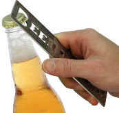 Beer Rules Bottle Opener - Min Order: 6