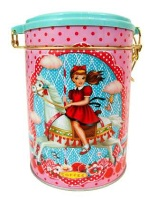 Cotton Candy Coffee Tin - Min Order: 4 units