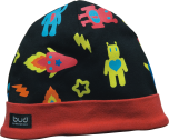 Rockets and Robots Baby Beanie (Min Order Qty - 4)