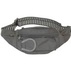 Metis Waist Bag - Black