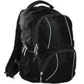 BRT Reflect Back pack - Avail in: Black, Maroon, Green, Royal, R
