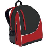 BRT Econo Back Pack - Avail in: Red, Bottle, Navy, Black, Royal