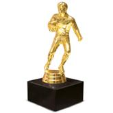 BRT Rugby Figurine - Avail in: Gold