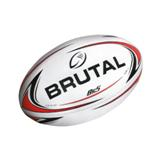 Brutal Rugby Ball - BC5 - Avail in: Red/Black