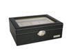 Watch / Jewellery Box - Designer Black