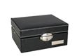 Jewellery Trinket Box  - Designer Black