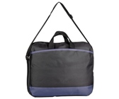 Congress Conference Bag - Avail in: Black / Black, Red / Black,