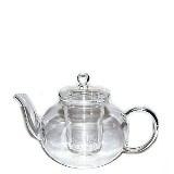 Glass Teapot 1Lt