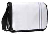 Tarp Sling Bag - White/Black