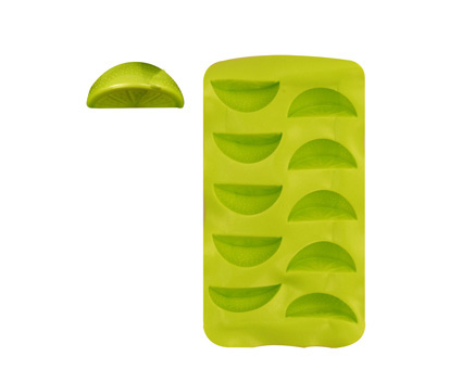 GREEN LEMON ICE CUBE TRAY