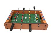 Table top football game in colour gift box