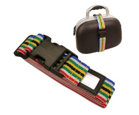 ESCAPE-LUGGAGE BELT WITH I.D