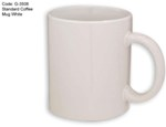 Standard Coffee Mug White