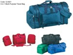 4-in-1 Multi-Purpose Travel Bag
