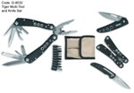 Tiger Multi Tool and Knife Set