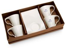 8 Piece Latte Set