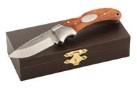 Jerry Biltong Knife - Avail in: Silver