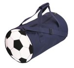 Soccer Sports Bag - Avail in: Navy
