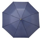 Umbrella Mens Folding Crock Handle - Avail in: Navy