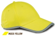 Lumo Gear Cap - Yellow