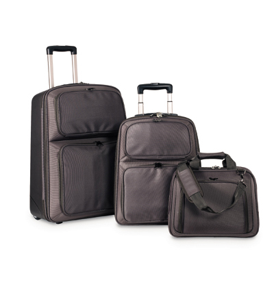 3 Pieces travel set, 800d (60x42 cm)
