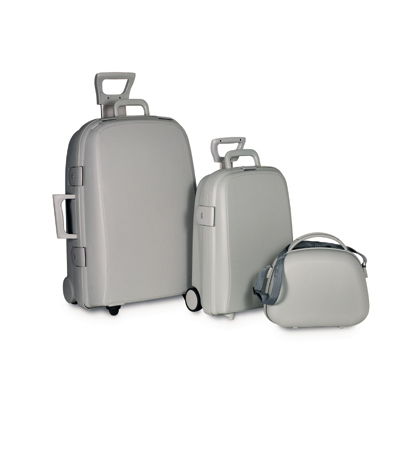 Smart, Hard Case 3 Piece luggage set