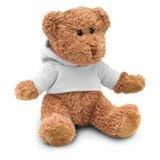 Teddy bear plus with T shirt - Available in: Blue , Red , White