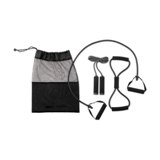 Fitness set 3pc in a pouch  - Available in: Black