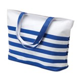 Marine beach bag  - Available in: Blue , Red , Orange