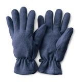 Fleece gloves                  -Available in: Blue-Heaven Blue