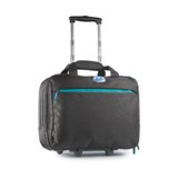 Computer trolley bag - 1680D polyester -Available in: Black