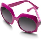 Fashionable sunglasses with UV400 protection. - Available in: Pi