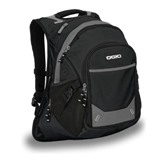 OGIO Fugitive Backpack - Avail in: Black