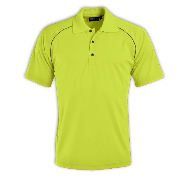High Visibility Golfer - Avail in: Fluorescent Yellow, Fluoresce
