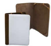 Fold Over Case For Kindle With White Printable Cover