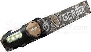 Gerber - 31-001259N Myth Hands Free Light