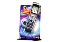 Toy Champion Flip Phone With Battery - Min Order - 10 Units
