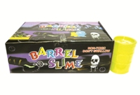 Toy Barrel-O-Slime 12 Per Display - Min Order - 10 Units