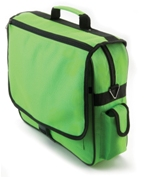 Compact Conference Bag-Lime
