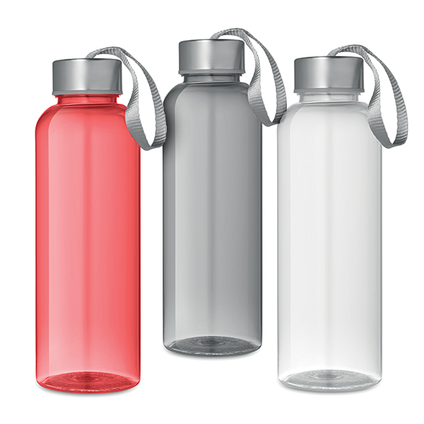 500ml plastic water bottle - BPA Free
