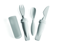 Cutlery Set - White