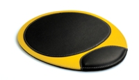 Colourful Koskin Mousepad - Yellow